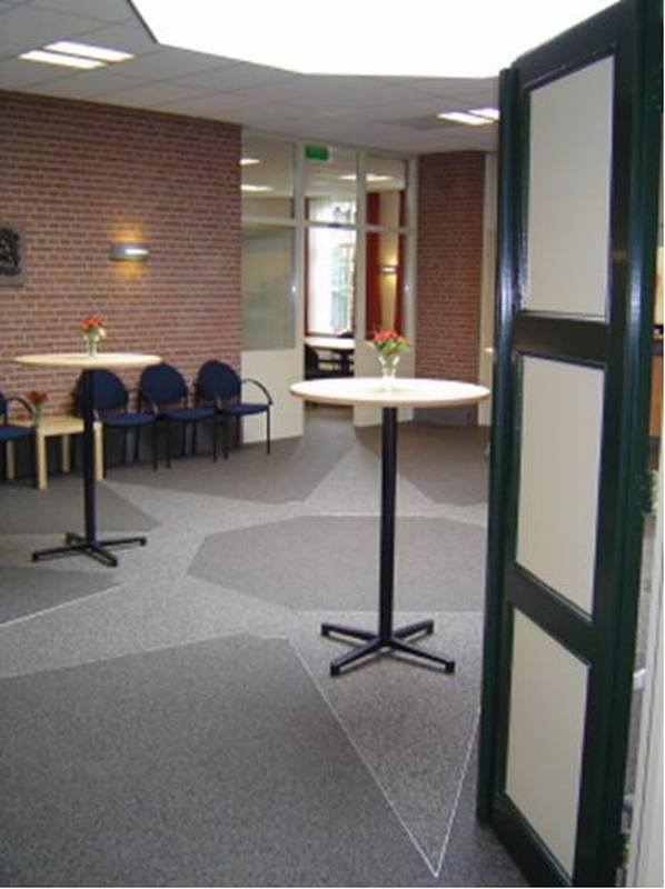 Inkijk in de Foyer